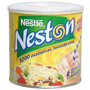 Cereal Nestl�Neston 3 cereais 400g