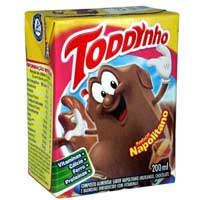 Achocolatado l�uido Toddynho200ml chocolate