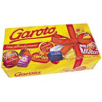 Chocolate Bombom Garoto 200g Sortido
