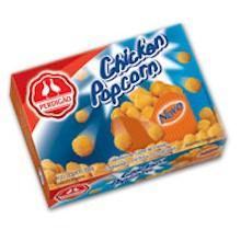 Empanado Chicken Popcorn Perdigão 250g Tradicional