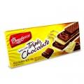 Biscoito Recheado Bauducco 140g Chocolate